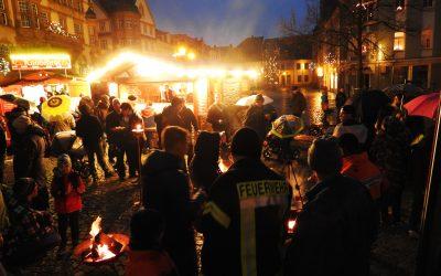 Erstes Event im neuen Jahr: Lichterfest