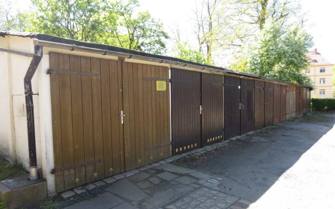 Garage Standort Jugendheimweg