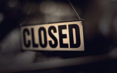 Am Brückentag, den 22.05. geschlossen.